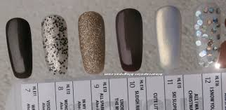 opi carey nail lacquer collection the