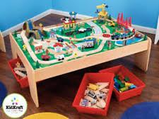 Imaginarium Train Set With Table 55 Piece Imaginarium Mountain Rock Train Table 803516041389 Ebay