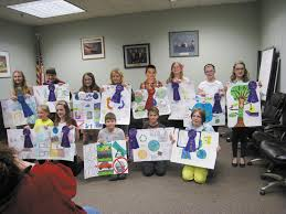 Marquette Board Of Light And Power Callie Tonella Wins Blp Poster Contest News Sports Jobs The