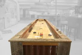 9 Foot Shuffleboard Table by Universal Billiards Finding The Right Shuffleboard Size And Style