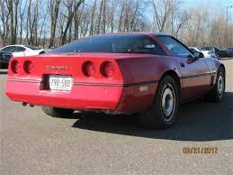 1984 chevrolet corvette for sale 1984 chevrolet corvette for sale classiccars com cc 1028979