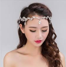 hair accessories wedding 2016 luxury bridal tiara hair crown forehead wedding