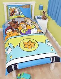 Scooby Doo Bed Sets Scooby Doo Mystery Machine Single Duvet Quilt Cover Cotton