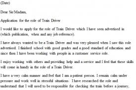 courier driver cover letter