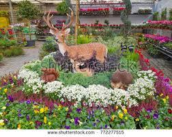 statues flower garden stock images royalty free images u0026 vectors