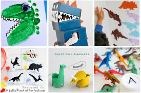 dinosaur crafts u0026 activities kids love learn linky 37