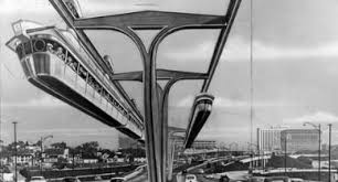 Backyard Monorail Nobody Walks In L A The Rise Of Cars And The Monorails That