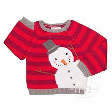 zubels boy s snowman sweater toddler boy s