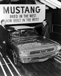 mustang parts san jose 90 best ford mustang assembly line images on ford