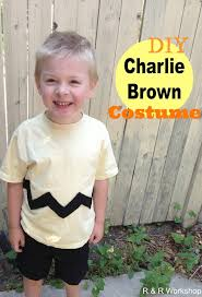 Charlie Brown Costume Kids Diy Charlie Brown Costume Really Awesome Costumes