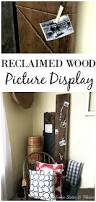 reclaimed wood picture display salvage sister and mister