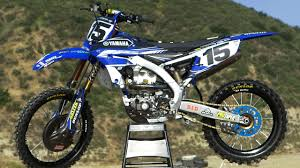 motocross action magazine dean wilson replica project yamaha yz450f build motocross action