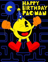 Pac Man Meme - happy birthday pac man by seganintendoubisoft on deviantart