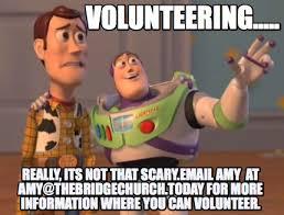 Volunteer Meme - meme creator volunteering really its not that scary email
