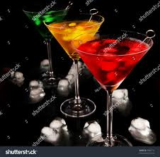 red martini drink martini drinks on black background stock photo 79081711 shutterstock
