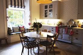 aga kitchen design chris and sam u0027s elegant family duplex in edinburgh u2014 house tour