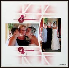 scrapbooking mariage les 215 meilleures images du tableau scrap azza mariage sur