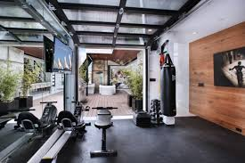 Fitness Gym Design Ideas Fascinating Open Concept Gym Design Ideas For Healthy Life