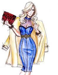 how to draw fashion design sketches easier5 fashion illustration