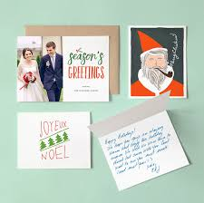 Graphic Design Holiday Cards Holiday Cards Without The Hassle From Postable Green Wedding