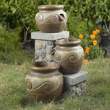very real deal venice multi pot indoor outdoor fountain