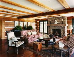 Rustic Decorating Ideas For Living Rooms Best 25 Hunting Lodge Interiors Ideas On Pinterest Rustic Man