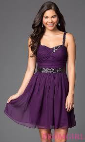 cheap homecoming semi formal party dress promgirl