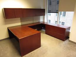 Kimball Reception Desk Kimball Cherry Desk Sets Conklin Office Furniture