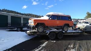jeep wagoneer lifted 33 u0027s or 35 u0027s full size jeep network
