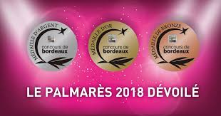 chambre agriculture bordeaux concours de bordeaux voici le palmarès 2018 des vins médaillés de