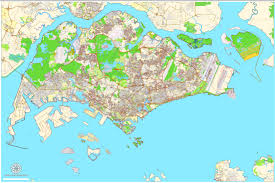 World Map Pdf Singapore Pdf Map Exact City Plan Street Map With Buildings