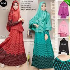 Grosir Baju Muslim grosir baju gamis syar i modern di bekasi utara murah rumah gamis
