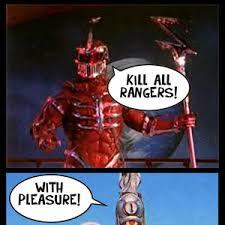 Power Ranger Meme - go go power rangers by raze meme center