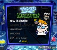 dexter u0027s laboratory mandark u0027s lab rom iso download sony