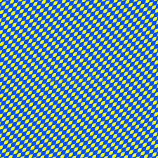 Hintergrundmuster Blau Duotone Diagonale Formt Hintergrund Muster Glattes Blau Gelbes