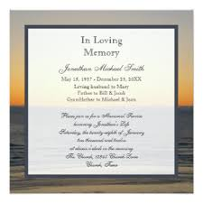 remarkable funeral invitation cards 81 about remodel personalised