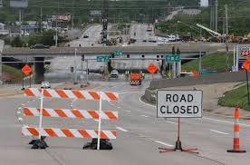 Modot Road Conditions Map I 55 To Close Tonight At The Meramec Cutting Off Southern Part Of