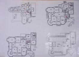 gothic mansion floor plans the littlefield house