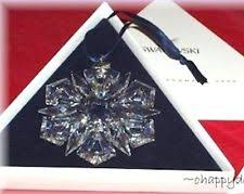 1999 swarovski ornament ebay