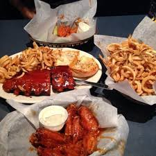 we re delivering from buffalo wings ribs we deliver from
