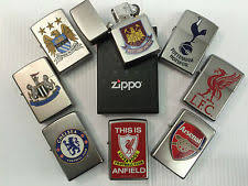 arsenal zippo lighter manchester zippo ebay