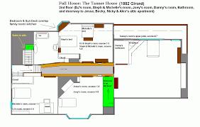 layout of floor plan floor plan for full house homeca