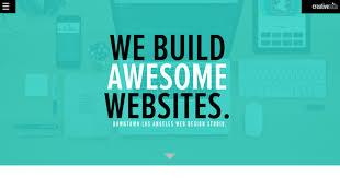 home design firms creative soda best web design firms la