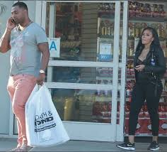 Bed Bath And Beyond Credit Card Out And About Angela Simmons And Fiancé Sutton Sean Tennyson Hit