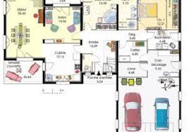 plan de maison plain pied gratuit 3 chambres plan maison plain pied gratuit pdf con plan de maison plain pied 3