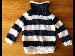 Sweater Toddler How To Loom Knit A Toddler Sweater