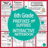 reference skills interactive notebook four dictionary and
