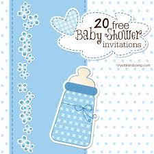 free baby shower invitations free baby shower invitations for