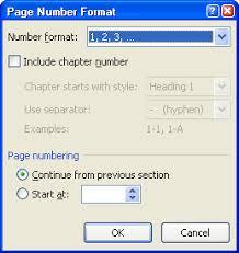cara membuat nomor halaman yang berbeda di word 2013 cara membuat dan mengatur posisi nomor halaman di word computer 1001