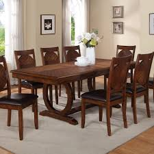 Simple 6 Seater Dining Table Design With Glass Top Glass Top Dining Table Seats 8 Homes Design Inspiration